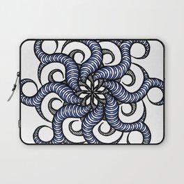Reverse in blue Laptop Sleeve
