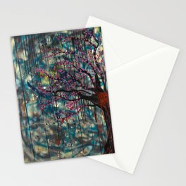 What Dreams May Come  by Bryant W Stationery Cards