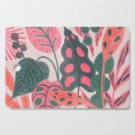 PLANTS Cutting Board