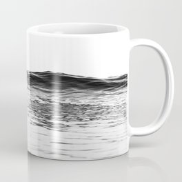 a wave coming Coffee Mug