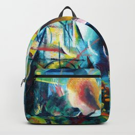 Two Girls - Digital Remastered Edition Backpack