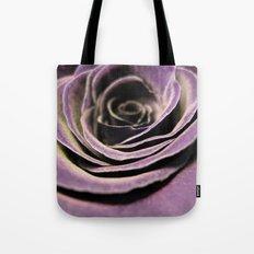 Purple velvet rose Tote Bag