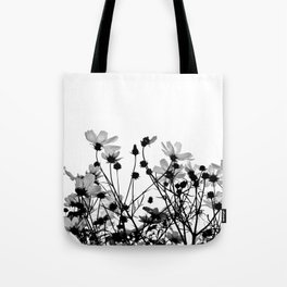 COSMOS - BW Tote Bag