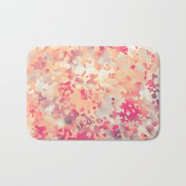 Acid Camouflage Bath Mat