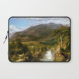 Heart Of The Andes Laptop Sleeve