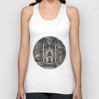 castle Tank Tops featuring Castle by Design Windmill
