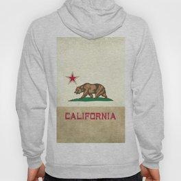 Vintage California Flag Hoody