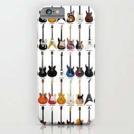 Guitar Legends iPhone Case