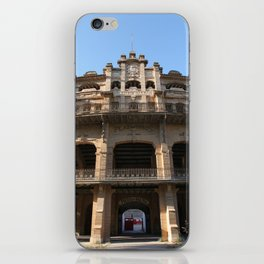 Plaza de toros - Matteomike iPhone Skin