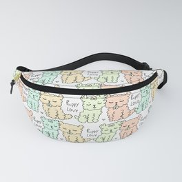 Puppers Fanny Pack