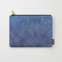 Dark blue violet Carry-All Pouch