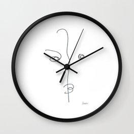 Demeter Moji d17 4-1 w Wall Clock