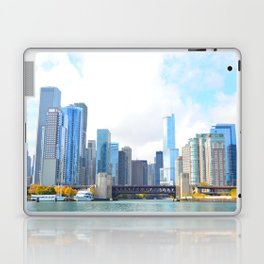 Chicago - World Big City Laptop & iPad Skin