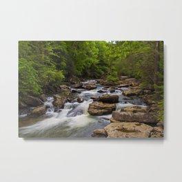 Glade Creek Metal Print