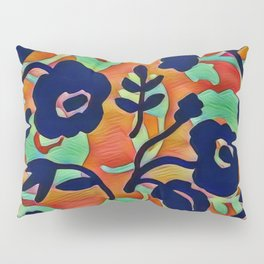 Cool Colors Pillow Sham