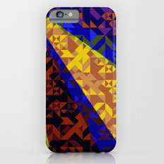 Aztec Geometric Beam iPhone 6s Slim Case
