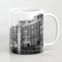 canal in Amsterdam Coffee Mug
