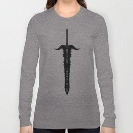 Indited Swordplay Long Sleeve T-shirt
