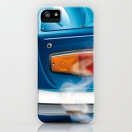 Renault Alpine A110 from 1962 iPhone Case
