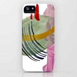 Earth/Lake 1 iPhone Case