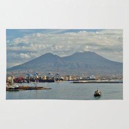 Mt. Vesuvius Rug