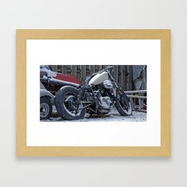 Rest Easy Framed Art Print