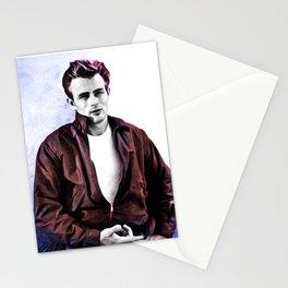 James Dean - Rebel - Pop Art Stationery Cards