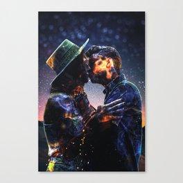 Fire of Love by GEN Z Canvas Print