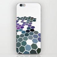arizona iPhone & iPod Skins featuring Arizona by Bakmann Art