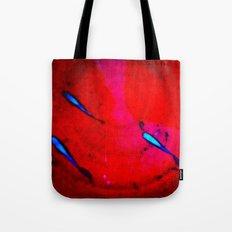 Flying Guppies Tote Bag