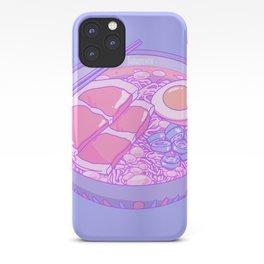 Pastel Ramen iPhone Case