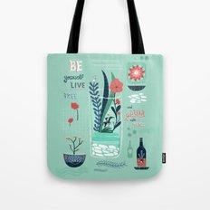 My Blue Dream Tote Bag
