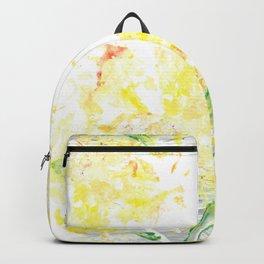 Mini Impressions: DAFFODIL STUDY 4 Backpack