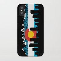 colorado iPhone & iPod Cases featuring COLORADO by Love Life Creative