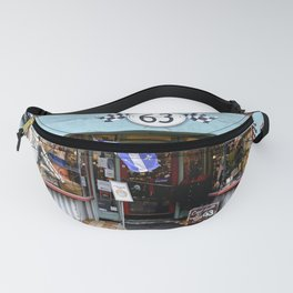Montreal  - 63 Store Fanny Pack