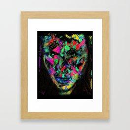 Behold The Shine. Framed Art Print