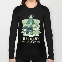 Koholint Island Long Sleeve T-shirt