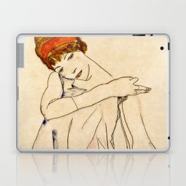 Egon Schiele - Dancer Laptop & iPad Skin