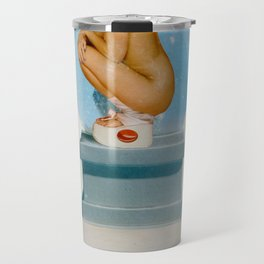 Naked on the Moon Travel Mug