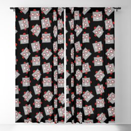 Robots are the Future Blackout Curtain