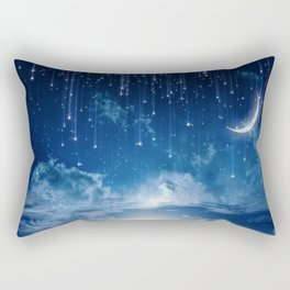 shooting stars Rectangular Pillow