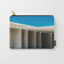 Portuguese National Pavilion In Lisbon, Alvaro Siza Vieira, Wall Art Print, Modern Architecture Art Carry-All Pouch