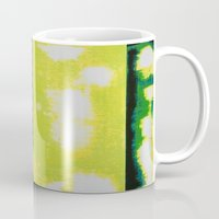 clear Mugs featuring Clear by Elyce Abrams