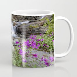 Secluded Waterfall Coffee Mug