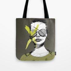 Camo-Chic Tote Bag