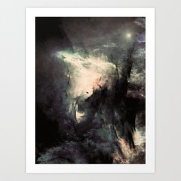 The Last Lullaby Art Print