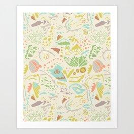 mimicry Art Print