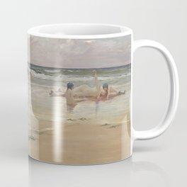 Rupert Bunny - Sea idyll, 1891 Coffee Mug