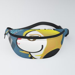 The Music Makers Series Fanny Pack