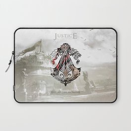 Ezio Auditore Da Firenze - Justice Laptop Sleeve
